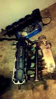 Opel Corsa 1.4i Complete cylinder head