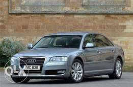 Im looking for looking forAudi A6 or A8 TDI