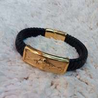 Affordable leather bracelets