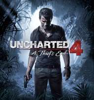 Uncharted 4 PS4 gaming
