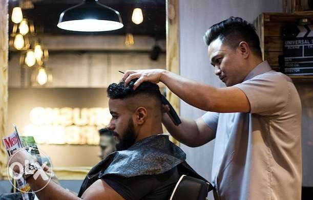 Filipino Barber