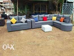 Comfortable n Classy,;fashion 8seaters,L N dIVAN,Free delivery*