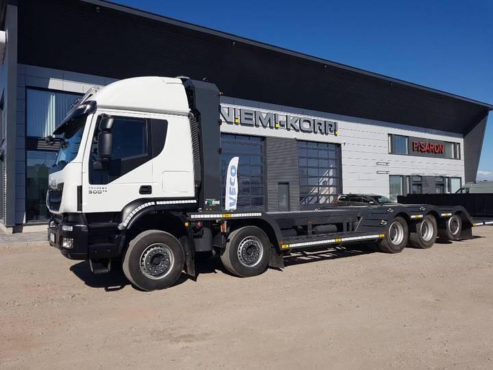 Iveco Trakker At410t50 10x4 - 2019