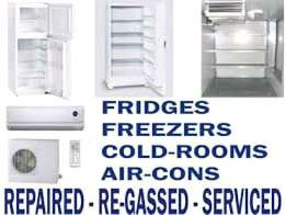 We buy unwanted fridges