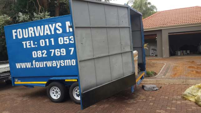 Household and Office furniture Removals and Storage Randburg - image 3