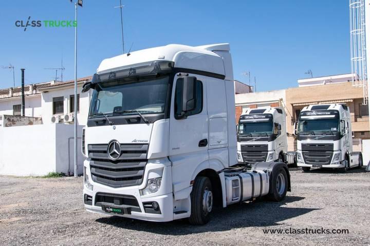 Mercedes-Benz Actros 1845 LS 4x2 BigSpace - 2016