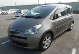 Used toyota ractis 2009 model for sale in msa.