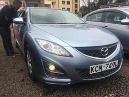 Mazda Atenza Saloon 2000cc fully loaded