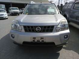 Nissan Xtrail with hype roof KCM number 2010 model loaded with allo