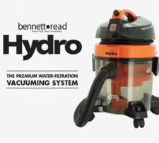 Bennet Read Cyclonic Waterfiltration Vacuuming System