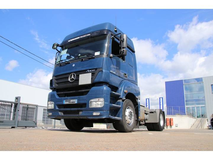 Mercedes-Benz AXOR 1840 LS + MANUAL +EURO 5 - 2008