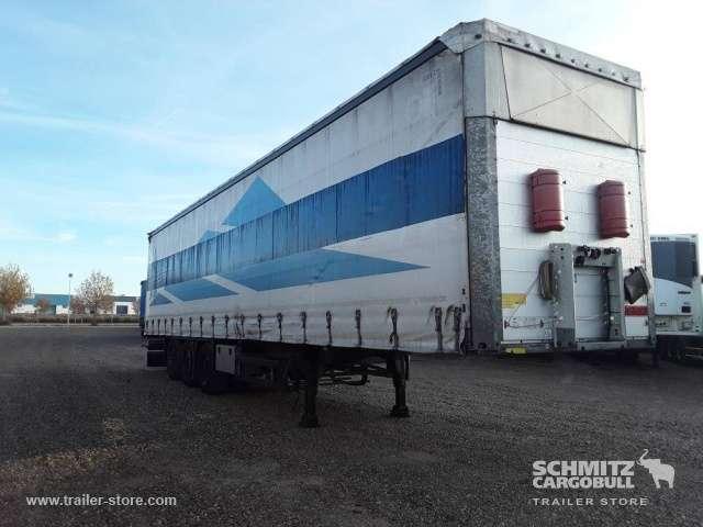Schmitz Cargobull Curtainsider Coil - 2013