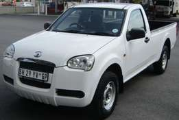 2011 gwm steed long wheel base bakkie
