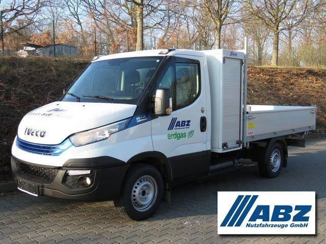 Iveco Daily 35S14G Erdgas/Automatic/Dreiseitenkipper - 2019