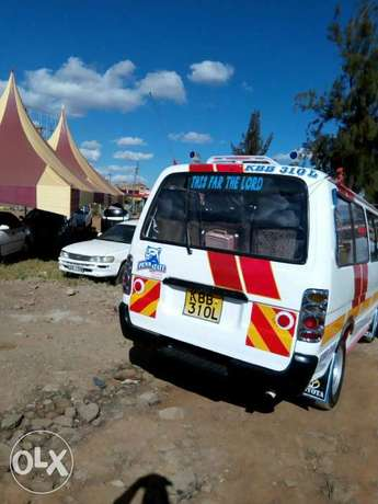 Extremely clean Toyota shark 5L Thika - image 4