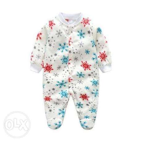 Cute baby girl Fleece Pajamas(0-3yrs) Kasarani - image 2