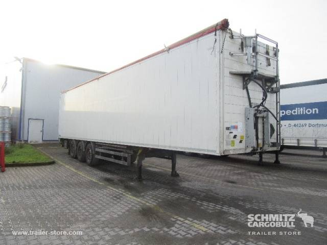 Schmitz Cargobull Schubboden Standard - 2013