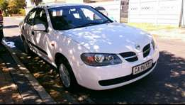 Nissan Almera 1.6 Lux 2005 Model in Excellent Condition -R52995