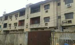 Nice 8 flat for sale at Ajao Estate Lagos