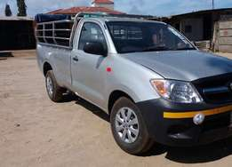 For Sell Toyota pick up Viggo price ksh: 1.32M contact