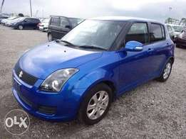 2010, Suzuki Swift