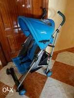 UK neatly used baby stroller