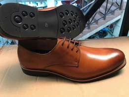 Clarks original shoes with rubber sole and genuine leather
