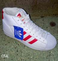 Comfortable adidas available in all sizes