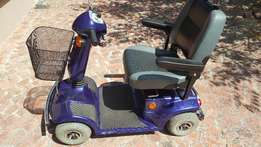 mobility scooter  in good condition