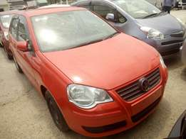 Just arrived VolkswageN Red Polo