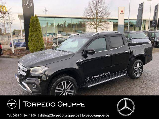 Mercedes-Benz X 4M POWER EDITION STYLE PAKET X 350 POWER ED+LED+4M+DIFF - 2019