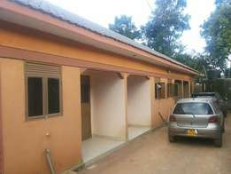 Country side self contained single room for rent in Mengo at 250k