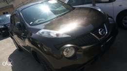 Metallic Grey Nissan Juke