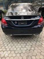 Extremely Clean Registered Mercedes Benz C300/2016