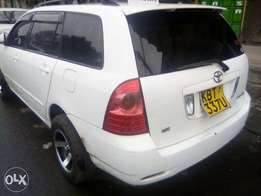 Toyota Fielder Mataa ya boot ASIAN owned very clean on quick sell