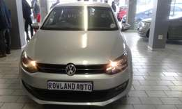 2013 polo 6 1.6 for sell R125,000
