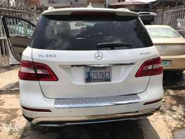 Mercedes Benz ml350 for sale