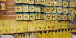 Emoji party pack!! Suitable for 10 kids!
