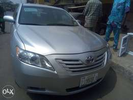 Toyota Camry 2008 (muscle)