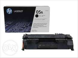 Laserjet Toner Cartridge 05A