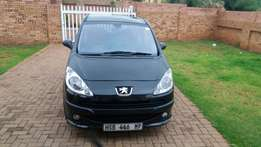 Peugeot 1007 1.6 for sale