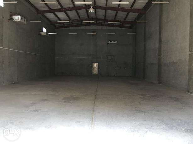 For rent warehouse in East Riffa