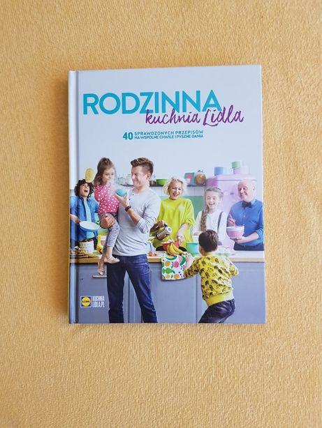 Nowa Rodzinna Kuchnia Lidla Książka Kucharska Z Przepisami