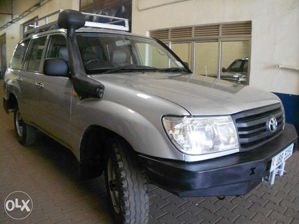 Toyota Land Cruiser 2007 Available For Sale Kampala - image 1