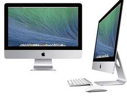 21.5 inch Apple iMac + mouse + keyboard !!!