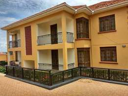 Extremely good looking 2bedrooms 2bathrooms at 700k in Namugongo