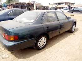 Clean and perfectly OK Toyota Camry orobo with AC for sale