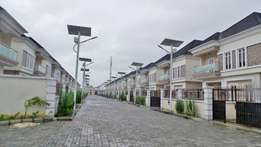 Newly Built 27 Units Executive 5 Bedroom Duplex with 2 room BQ. In PH