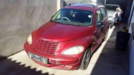 2001 Chrysler PT Cruiser 2.0 Limited Edition