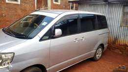 Toyota Noah, auto very clean,new tyres,fully loaded music system